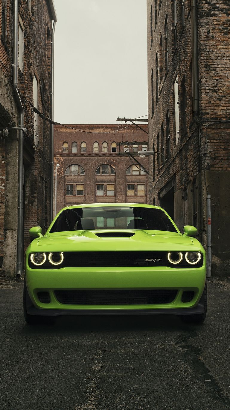 Dodge Challenger Hellcat Wallpaper Iphone 769x1367 Wallpaper Teahub Io
