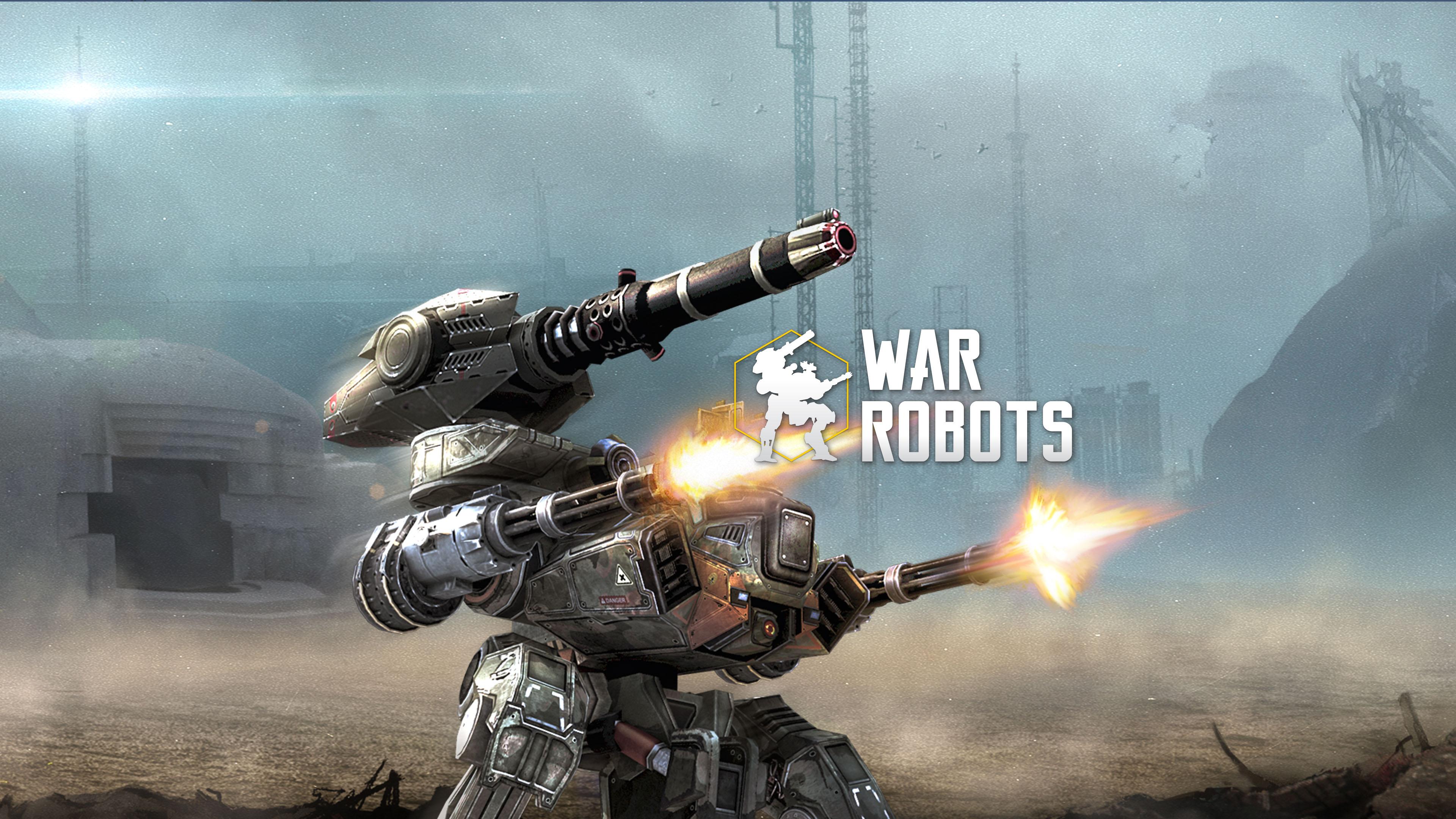War Robots Wallpaper Hd 3840x2160 Wallpaper Teahub Io