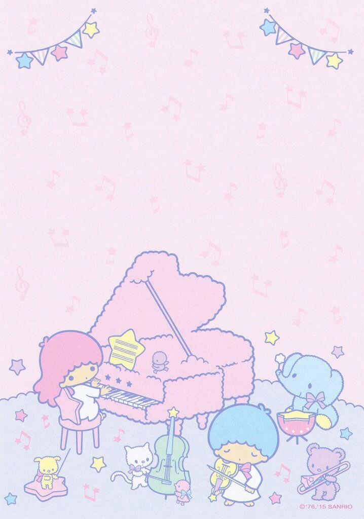 Little Twin Stars - HD Wallpaper