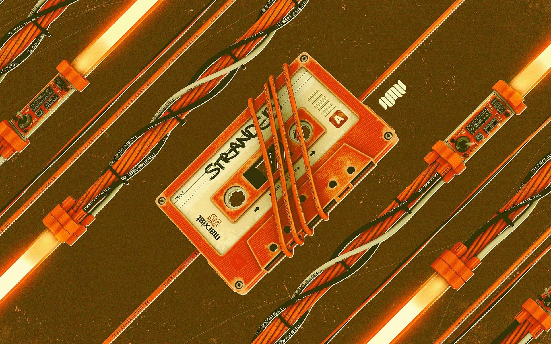 Retro Wallpaper Hd Download Desktop - Music Wallpaper Retro - HD Wallpaper