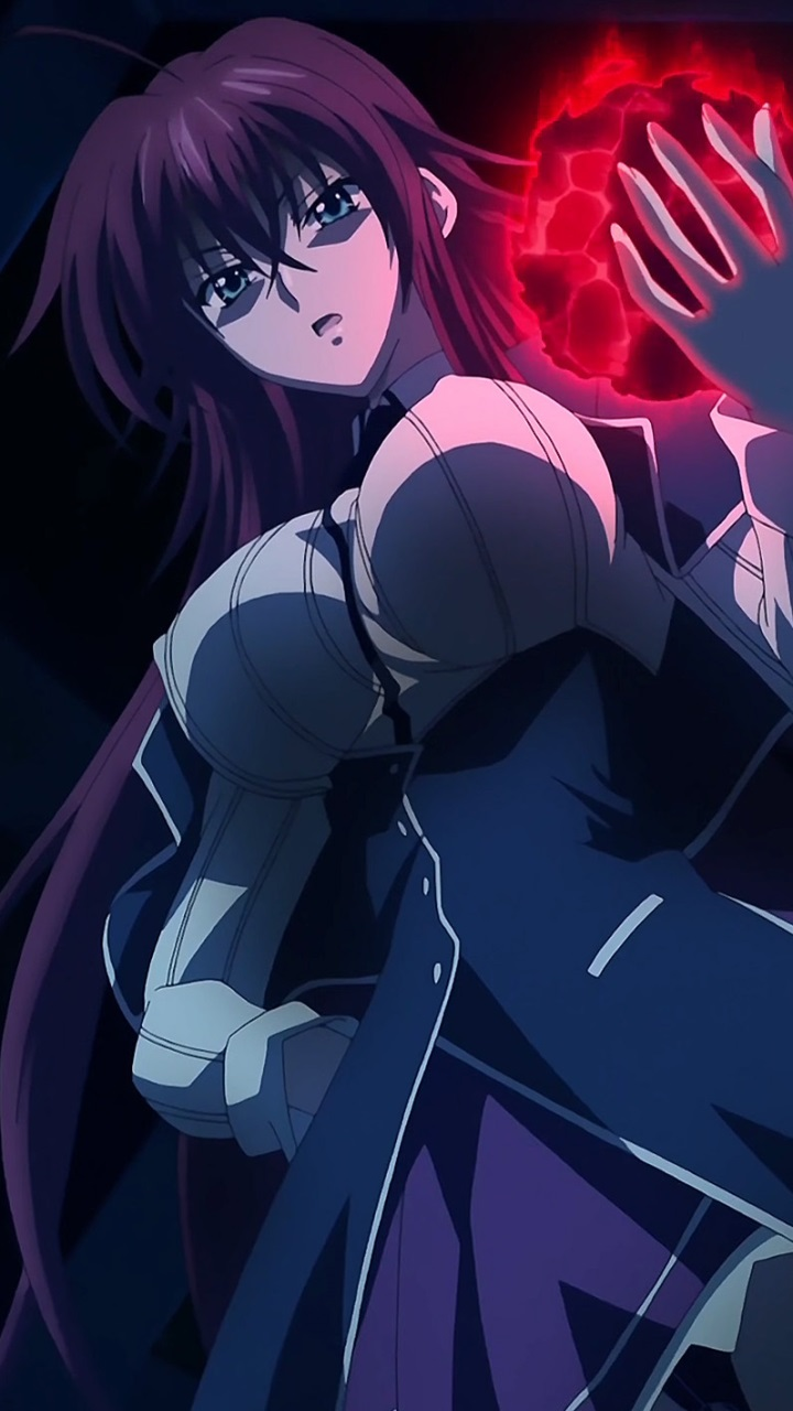 High School Dxd New - Rias Gremory Male - HD Wallpaper