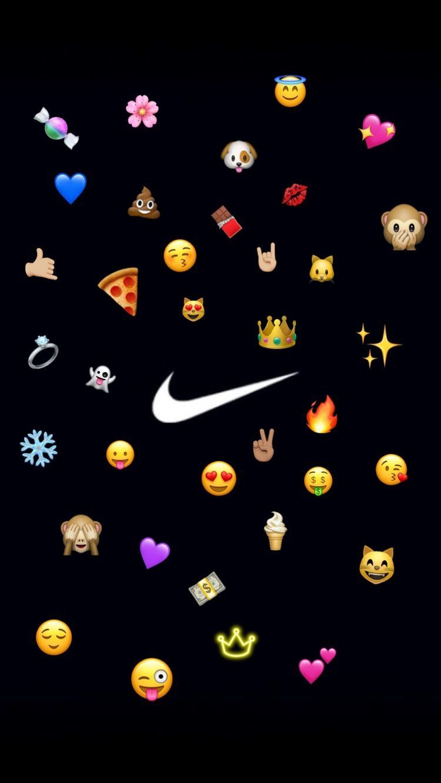 Iphone Emoji Wallpaper Aesthetic 750x1332 Wallpaper Teahub Io
