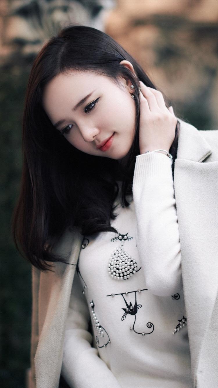 Asian wallpaper cute girl Cute Asian