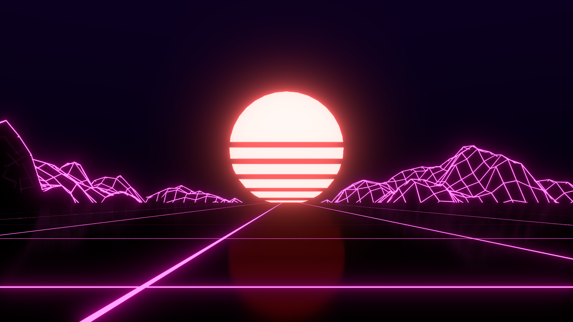 69 695034 retro wave wallpaper hd