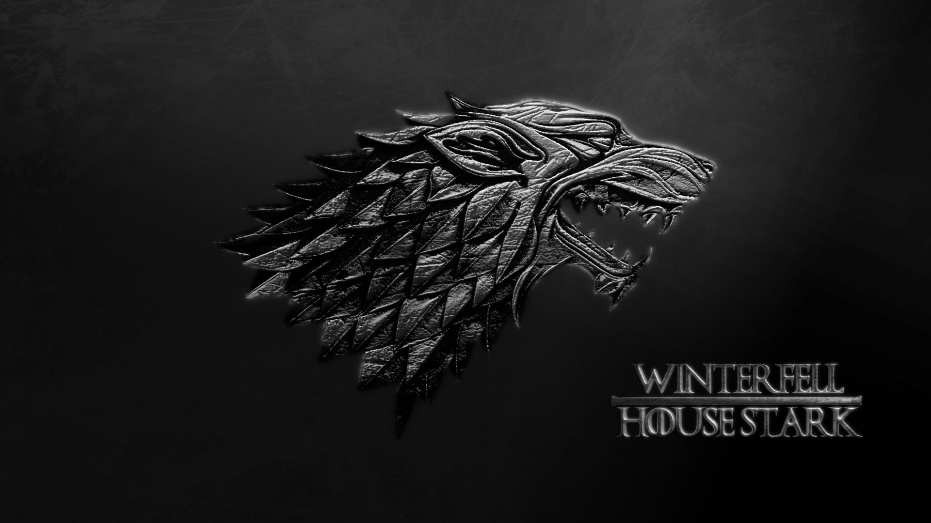 House Stark Game Of Thrones Wallpaper Hd With High-resolution - Stark High Resolution Game Of Thrones Wallpaper Hd - HD Wallpaper