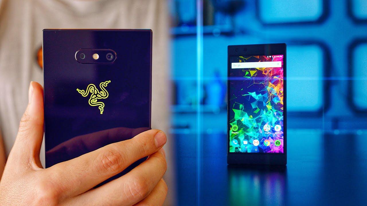 Mkbhd Razer Phone - Razer Phone 2 Vs Iphone Xs - HD Wallpaper