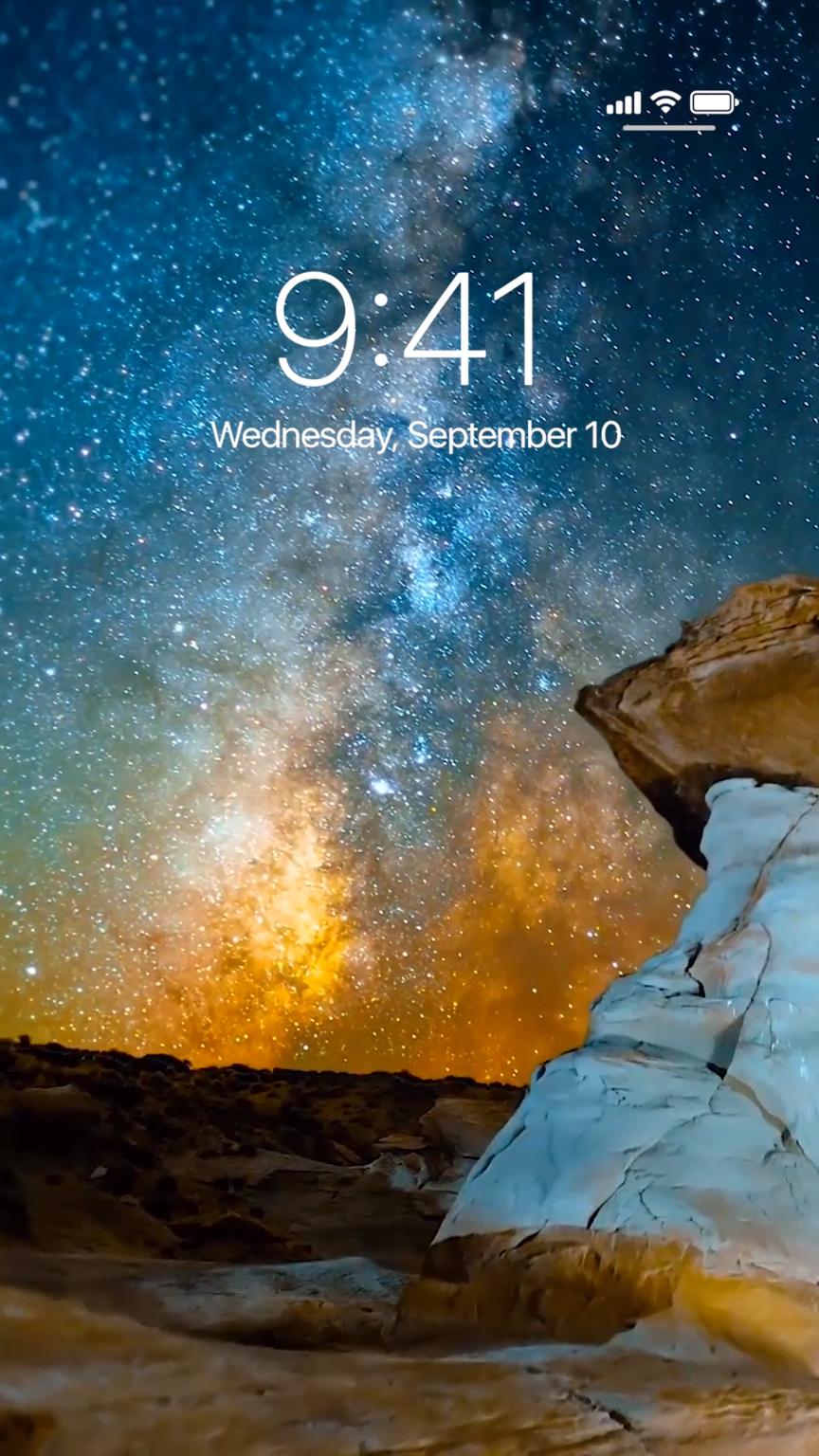 Iphone Live Wallpaper Cute - HD Wallpaper