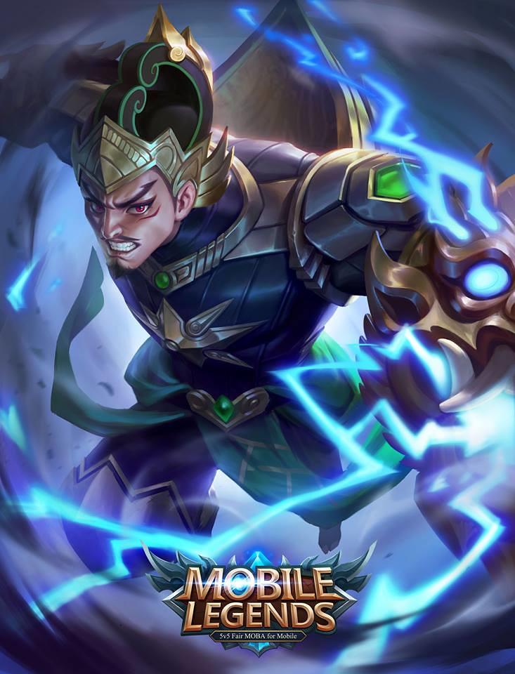 Gambar Mobile Legends Wallpaper Hd Hero Mobile Legend Gatotkaca 733x960 Wallpaper Teahub Io