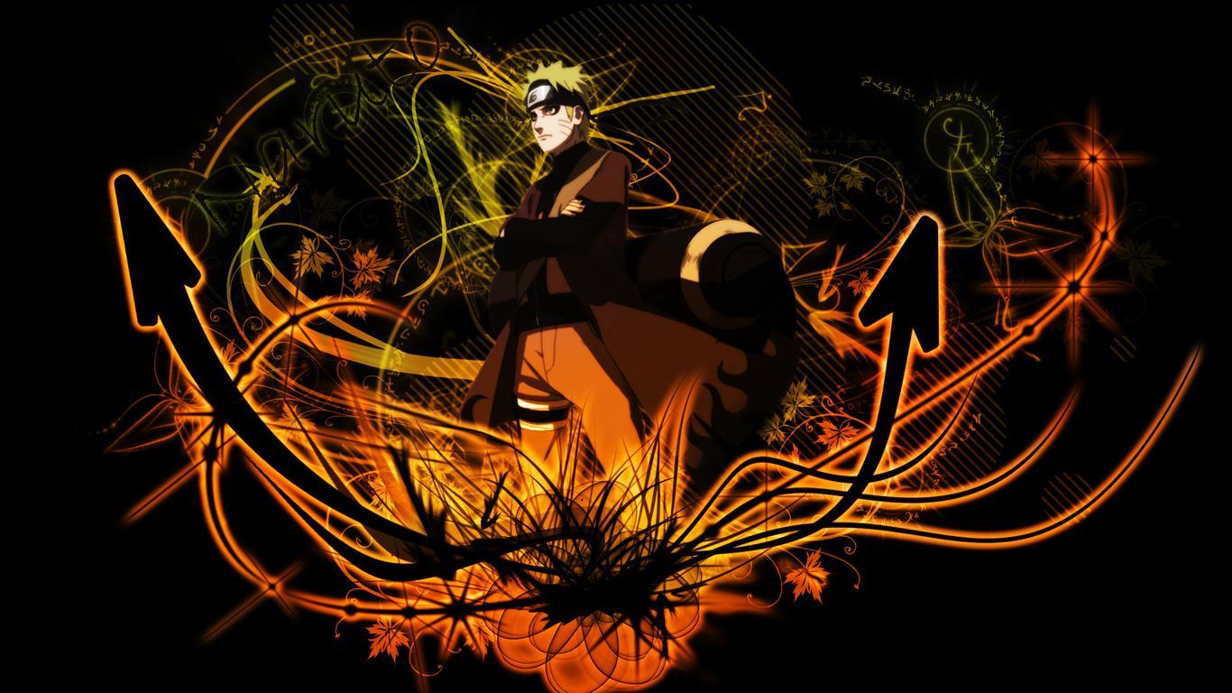 Dan ibunya naruto bernama kushina uzumaki Wallpaper Naruto Uzumaki Keren