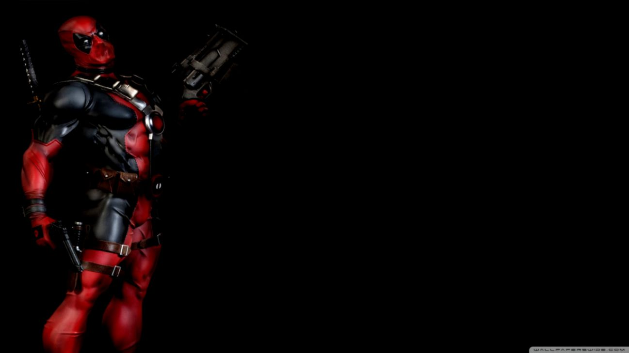 Deadpool The Video Game 4k Hd Desktop Wallpaper For Ultra Hd Desktop Wallpaper 4k 1297x729 Wallpaper Teahub Io
