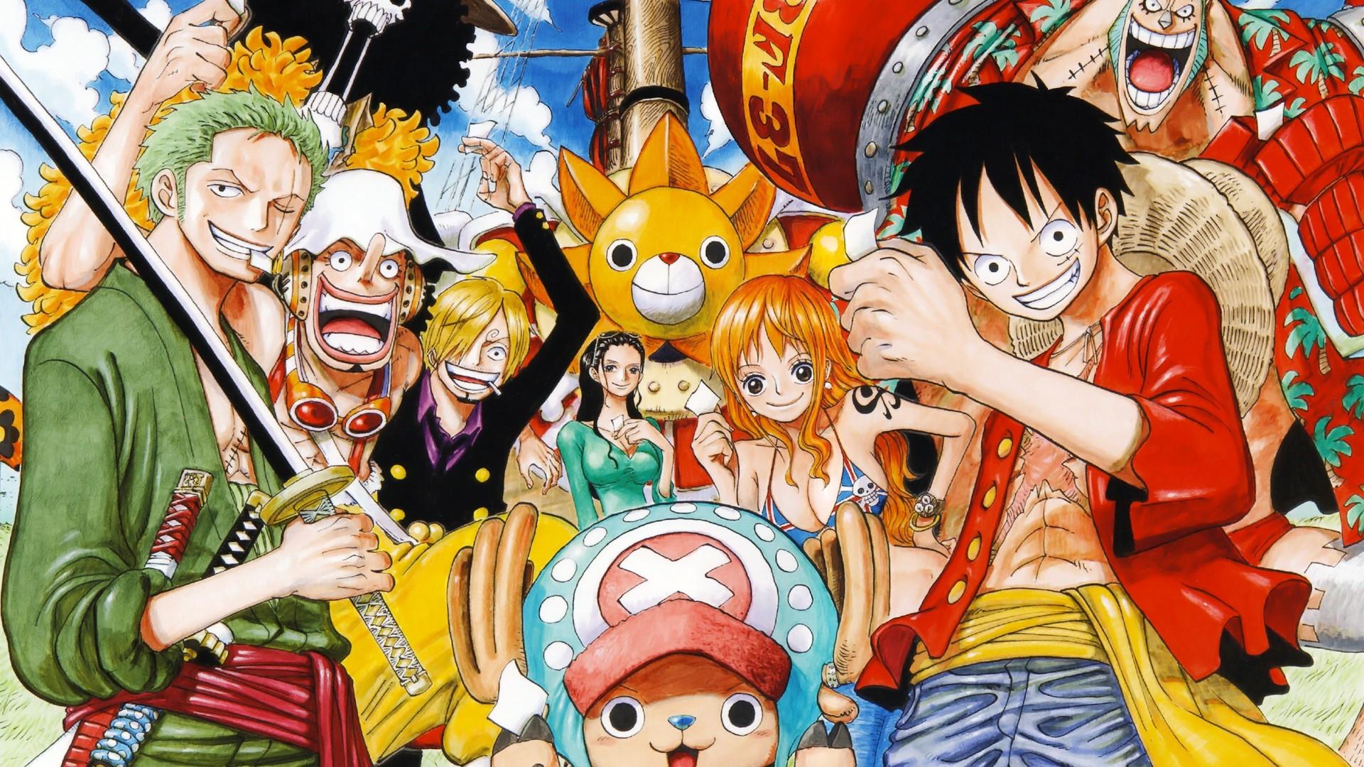 One Piece Wallpaper Hd - One Piece Wallpaper 4k - HD Wallpaper