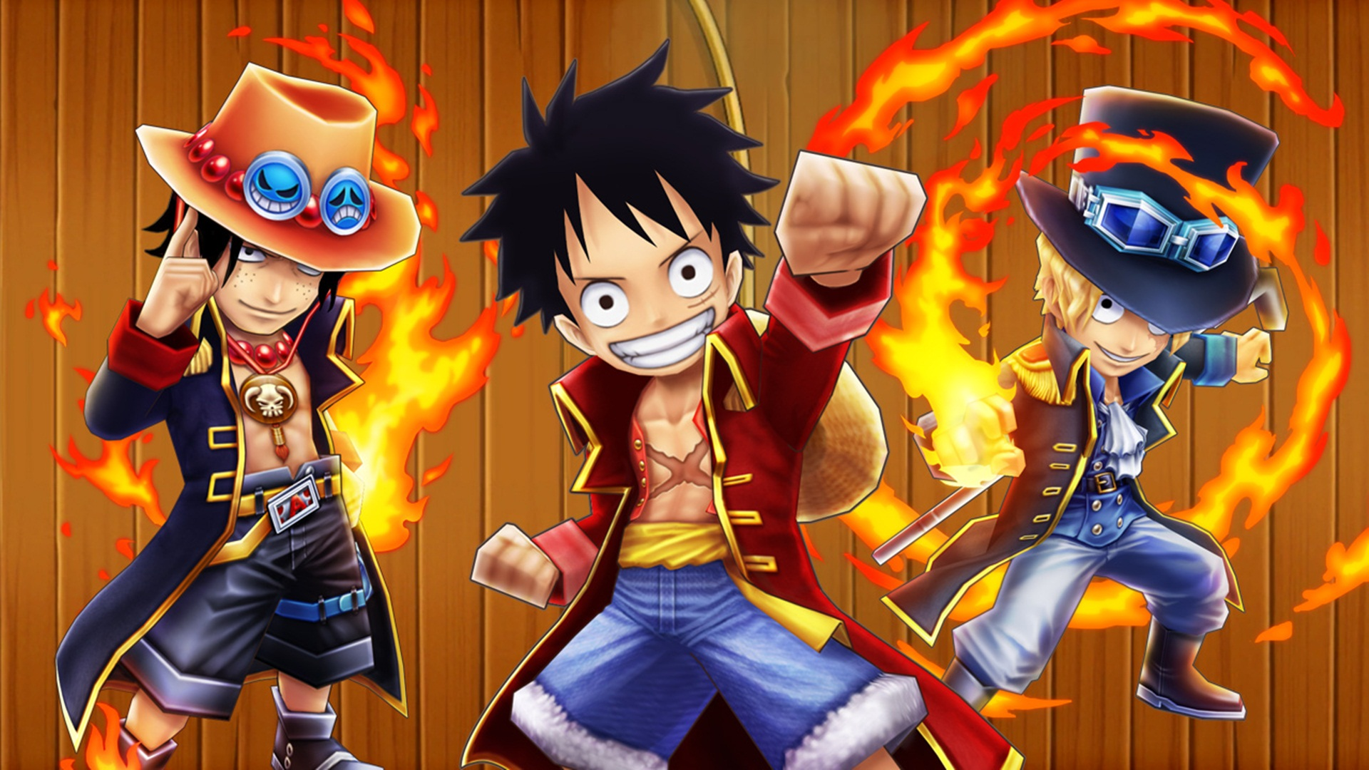 One Piece Best Wallpaper Best Wallpaper One Piece 1920x1080 Wallpaper Teahub Io