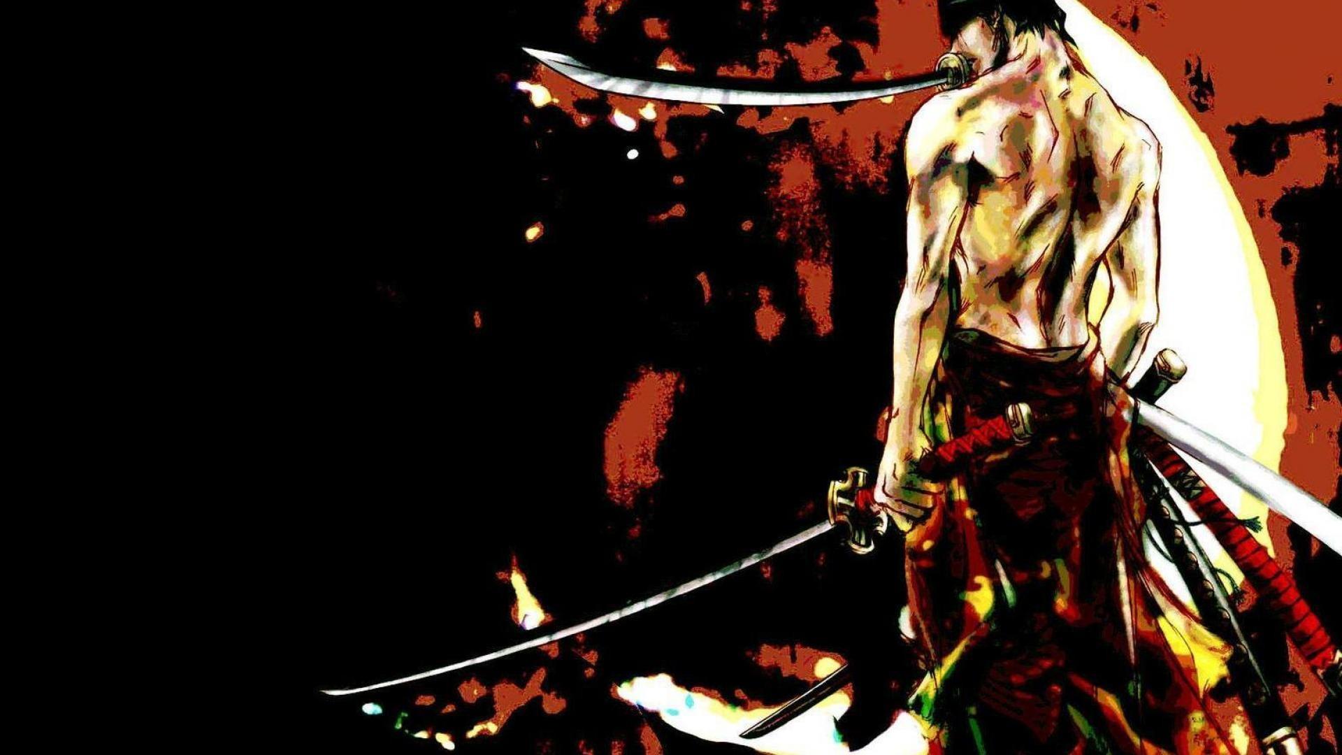 Zoro One Piece   Src New One Piece Zoro Wallpaper Screen - Anime Wallpaper Zoro One Piece - HD Wallpaper