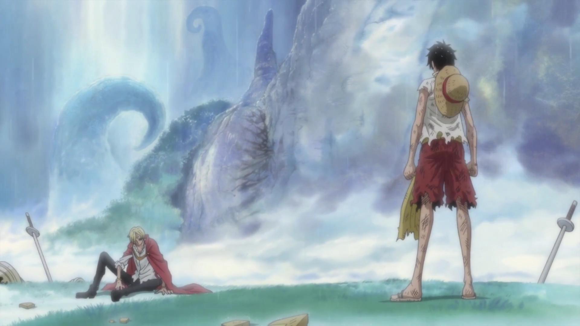 One Piece Whole Cake - HD Wallpaper
