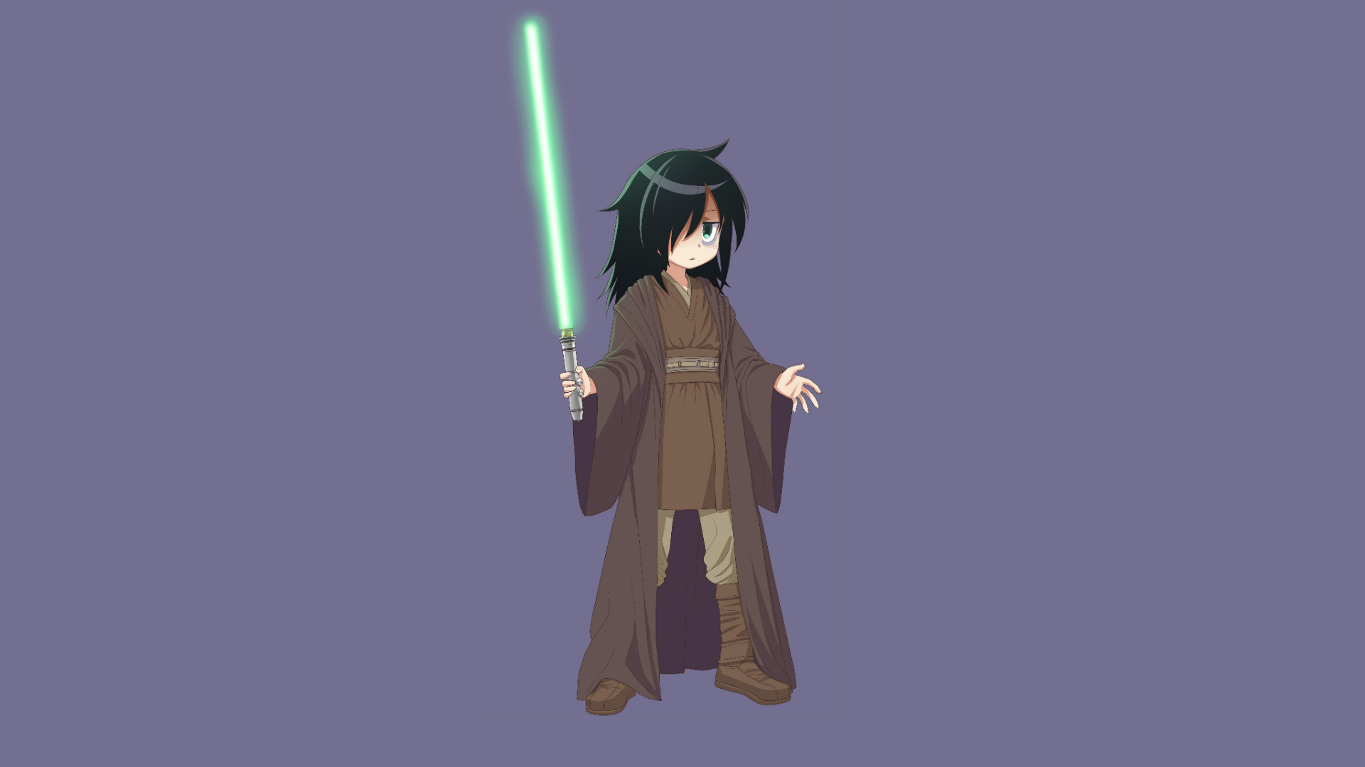 Star Wars Wallpapers 4k Anime 1920x1080 Wallpaper Teahub Io