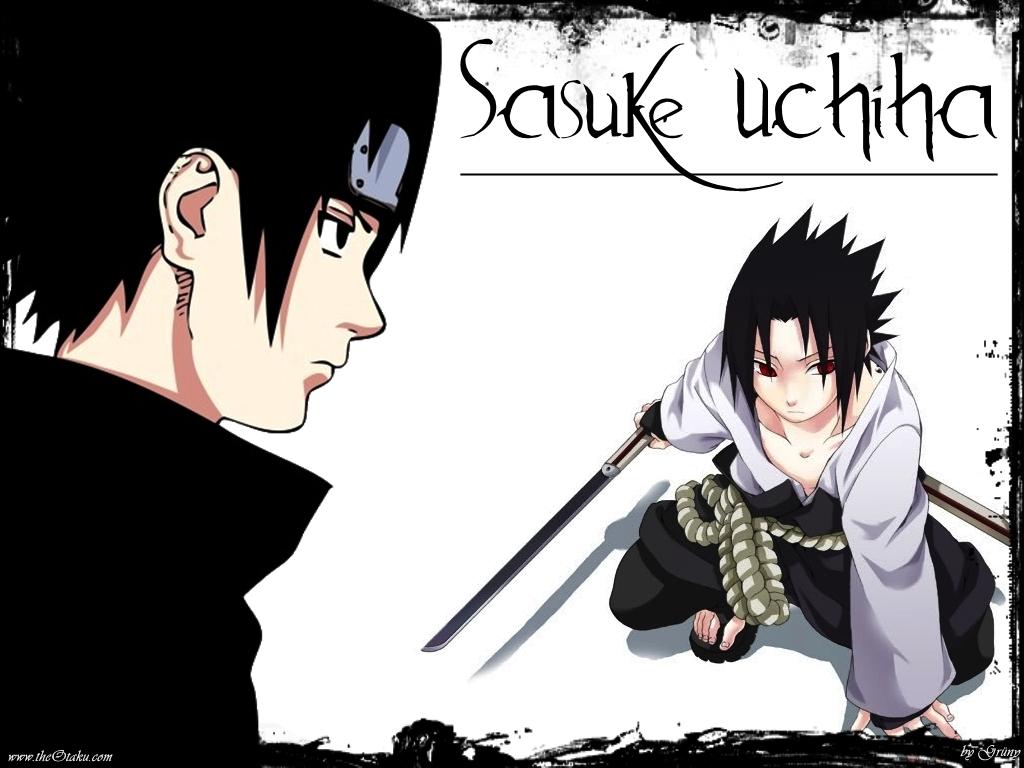 Sasuke Uchiha - Naruto Shippuden Sasuke - HD Wallpaper
