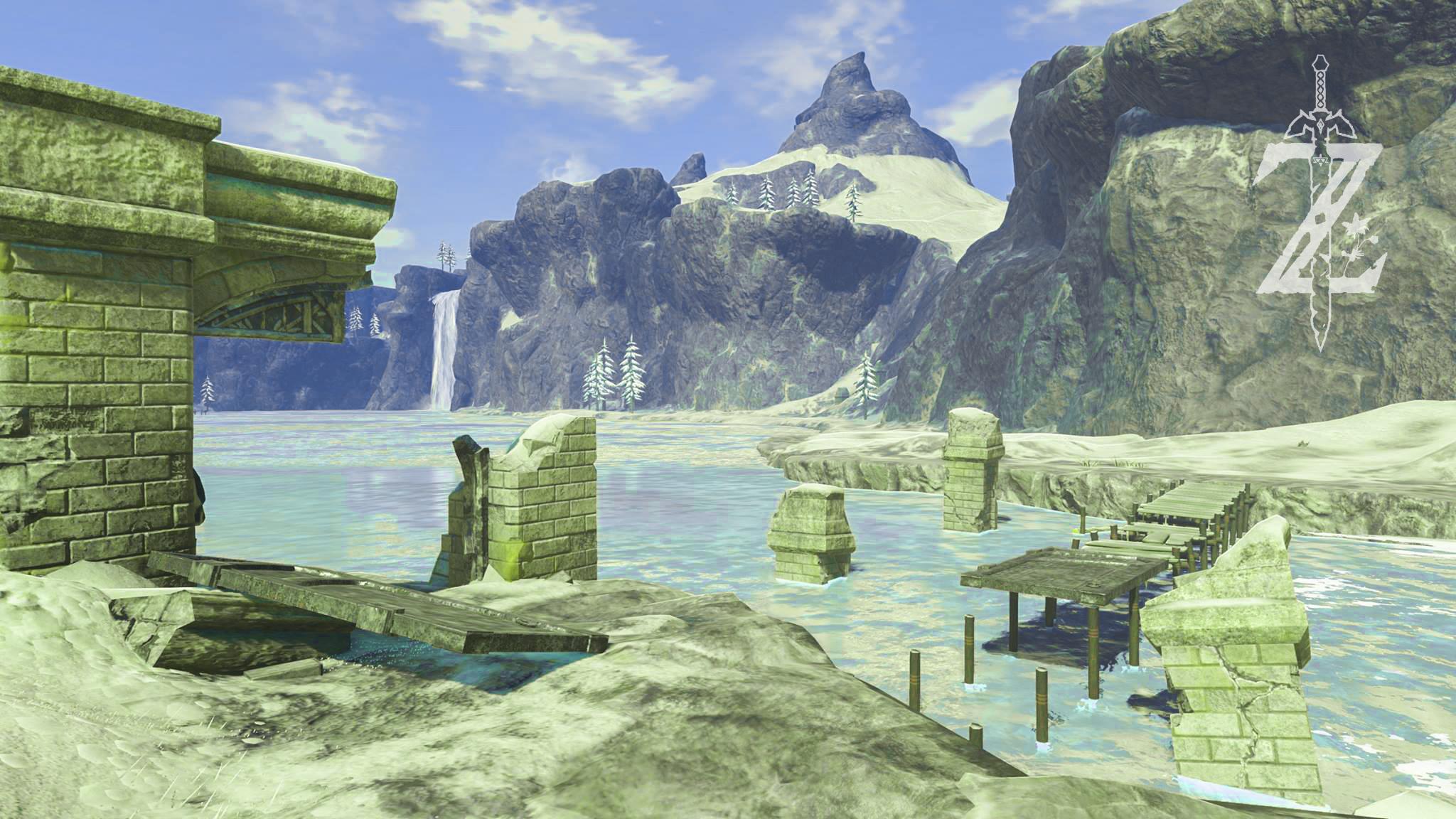 Bilde4 - Legend Of Zelda Breath Of The Wild - HD Wallpaper