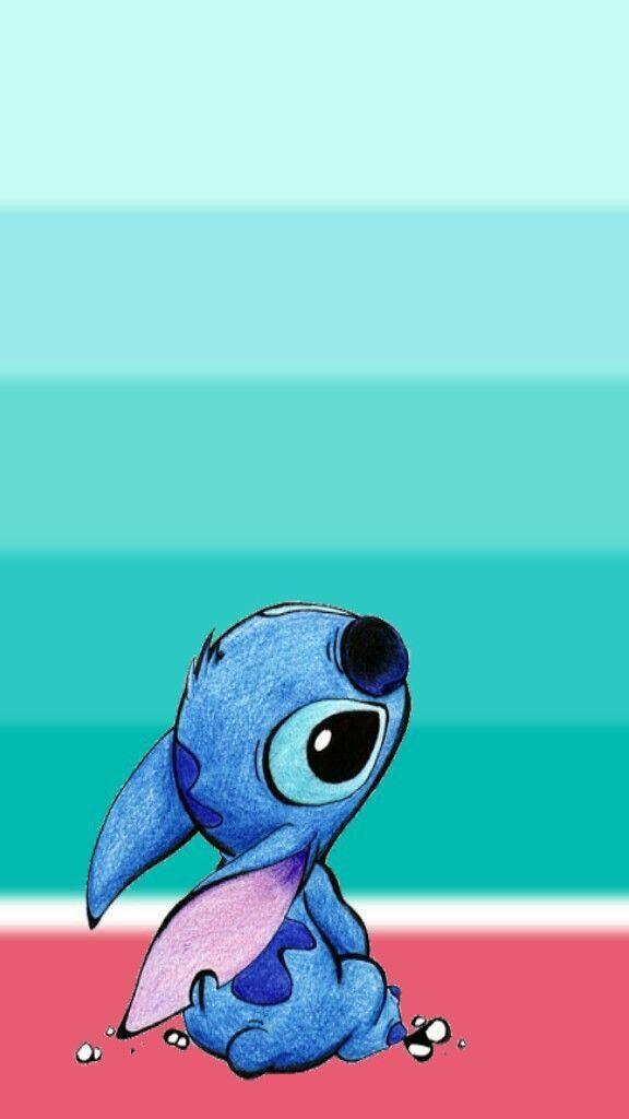 Stitch Wallpaper Iphone 576x1024 Wallpaper Teahub Io