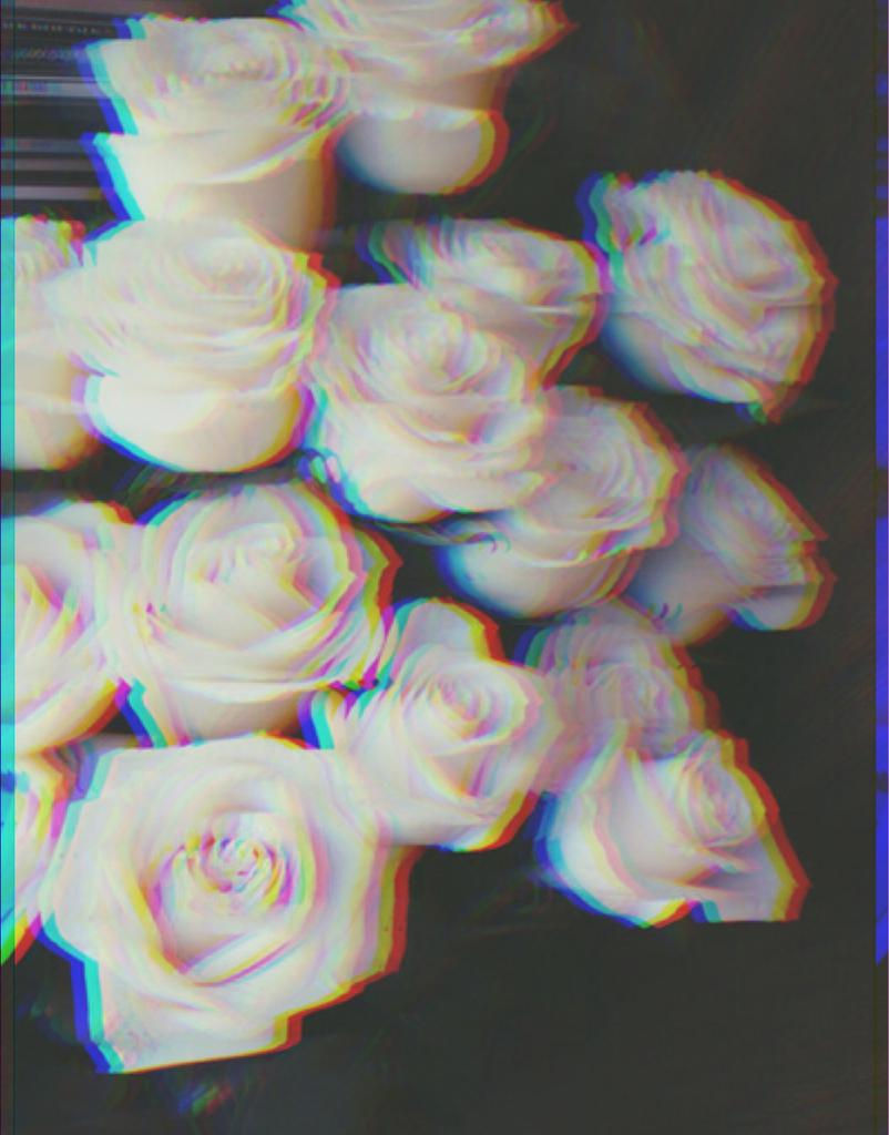 3d, Flowers, Hipster - Aesthetic Wallpaper 3d - HD Wallpaper
