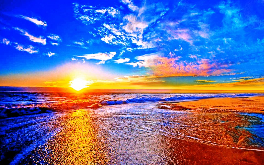 Wallpaper Cool For Walls Prices Hd Pc Samsung Mobile Beautiful Wallpaper Sunset Beach 1080x676 Wallpaper Teahub Io