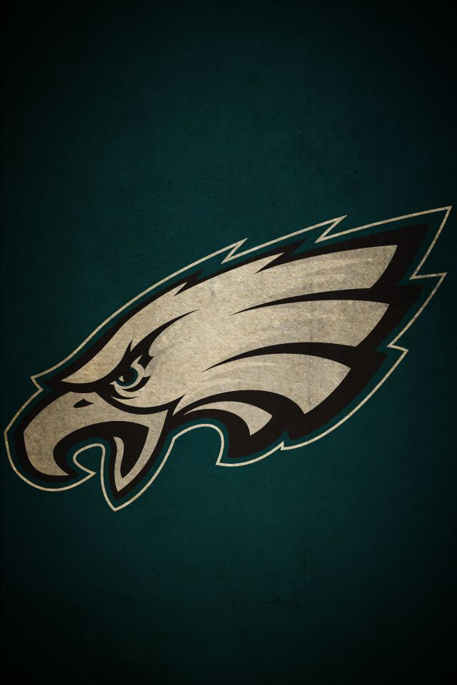 Philadelphia Eagles Logo Screensavers 640x960 Wallpaper Teahub Io