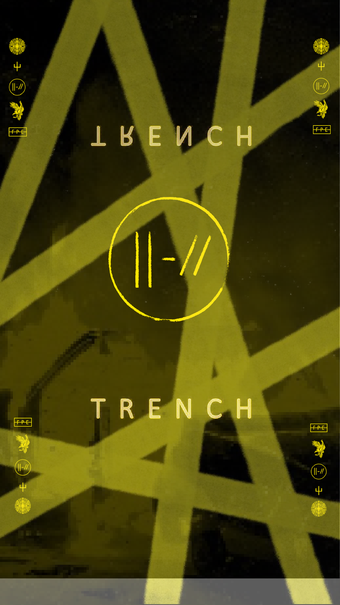 Twenty One Pilots Lock Screen Trench - HD Wallpaper