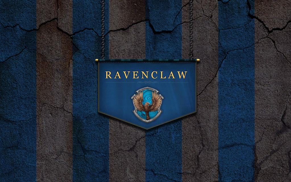 Harry Potter Ravenclaw - HD Wallpaper