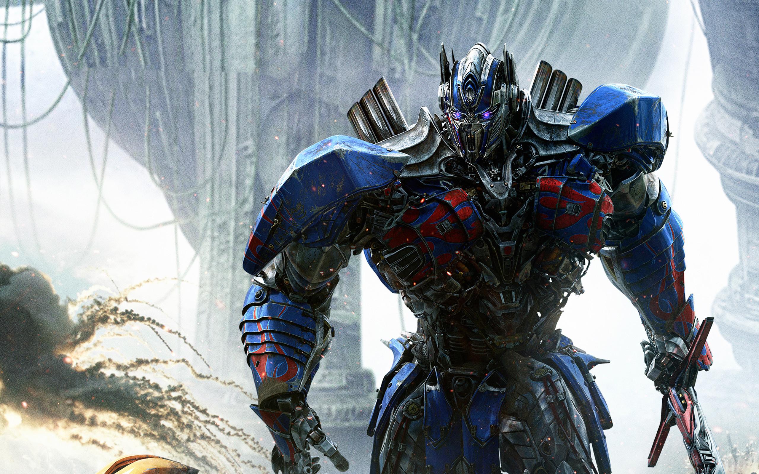 Optimus Prime Transformers The Last Knight Wallpaper - Optimus Prime The Last Knight - HD Wallpaper