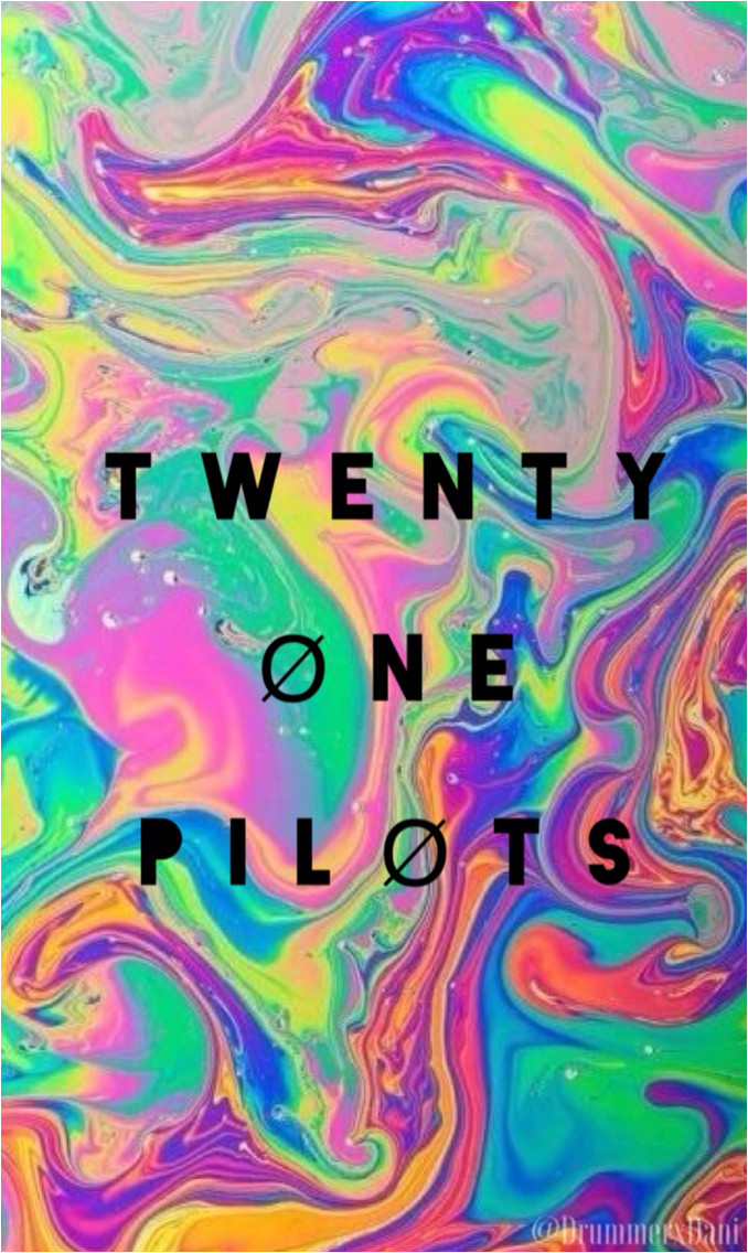 Twenty One Pilots Wallpaper Iphone - Trippy Color Backgrounds - HD Wallpaper