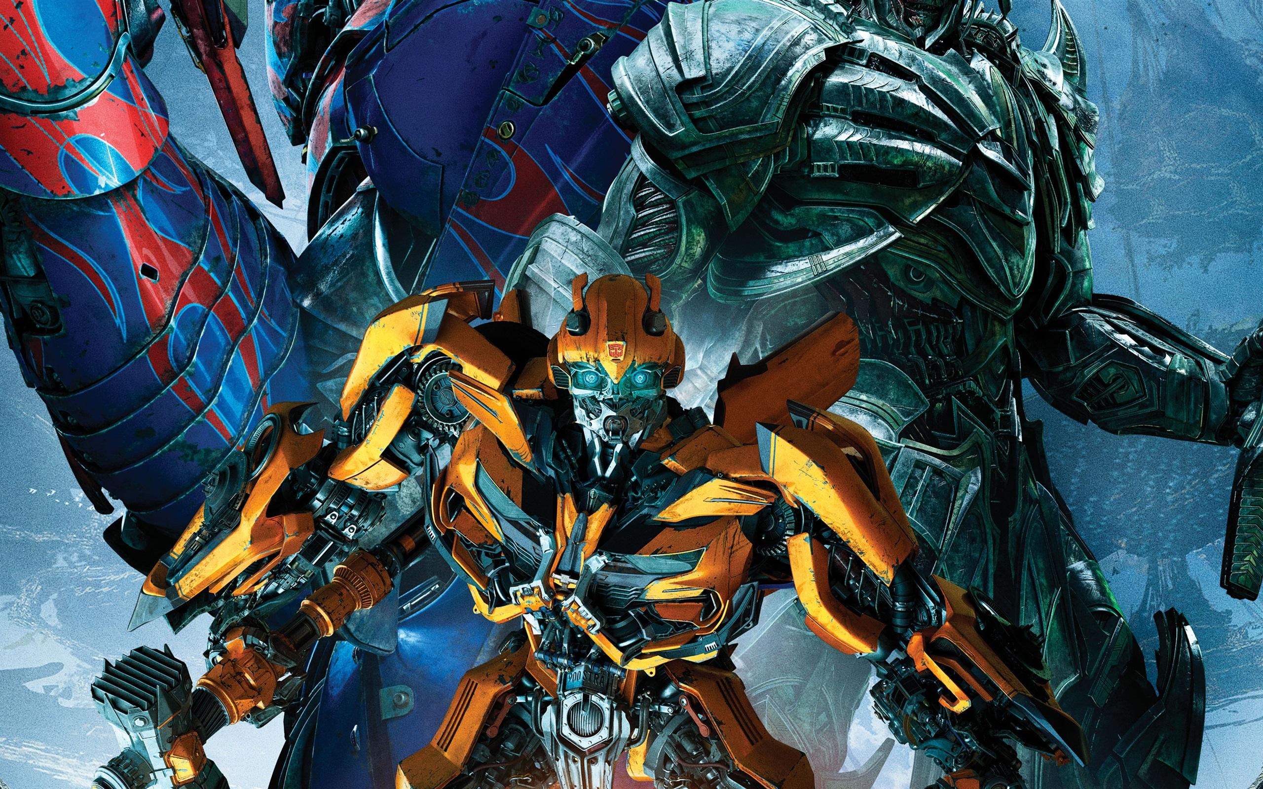 Transformers The Last Knight Movie - HD Wallpaper