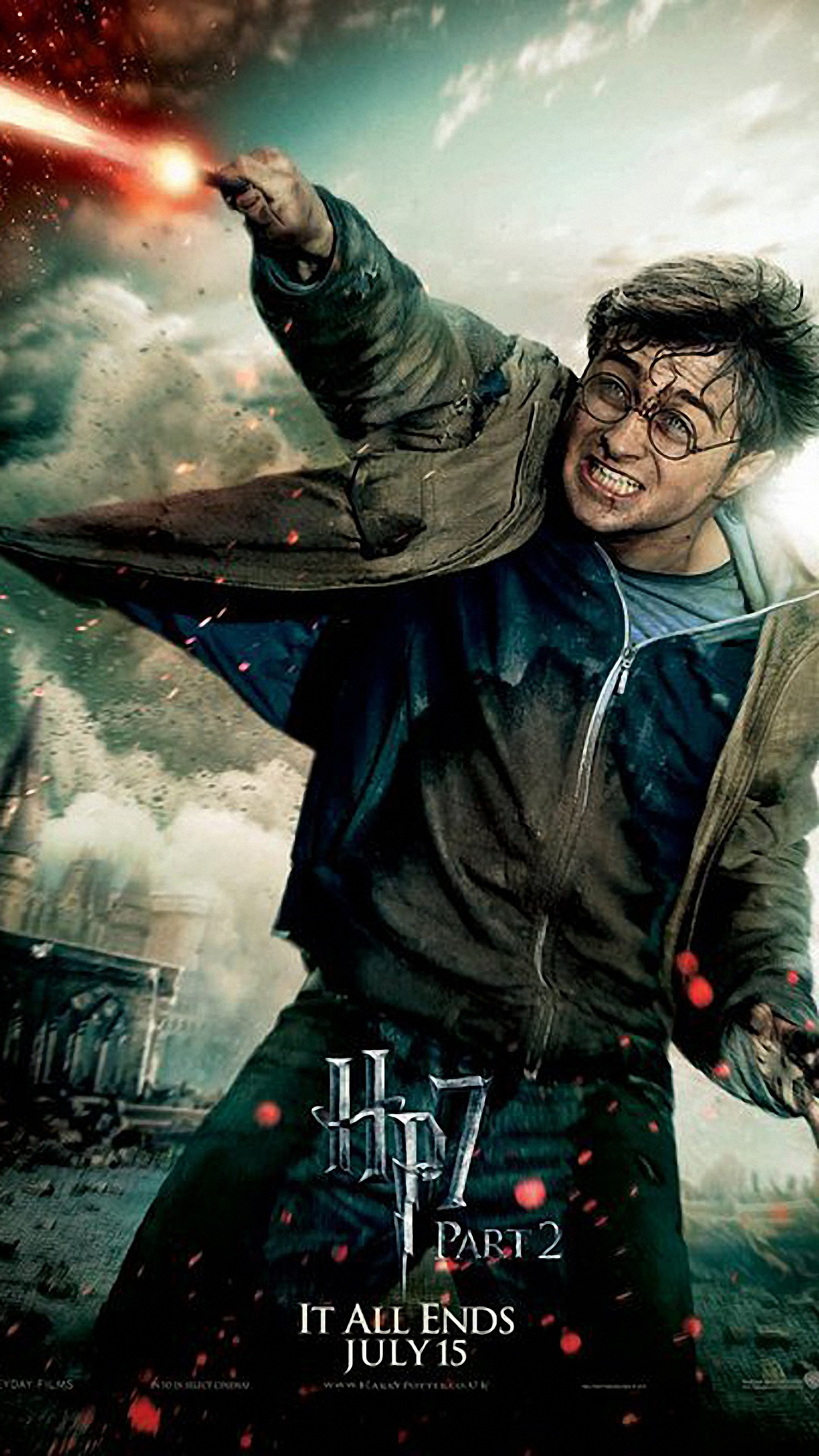 Hd Harry Potter The Deathly Hallows 2 ...