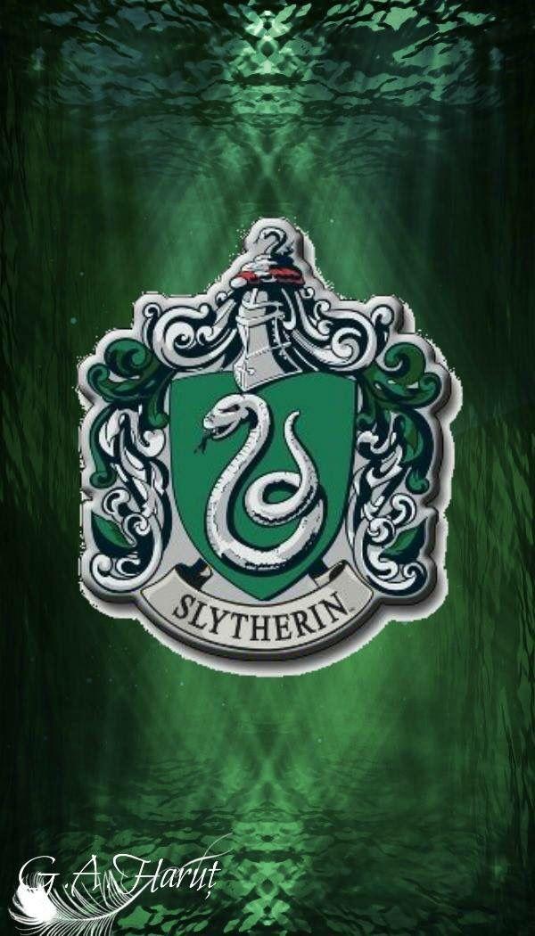 Harry Potter Slytherin - HD Wallpaper