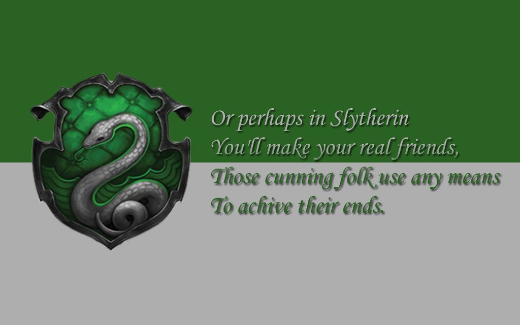 See The Beautiful Harry Potter Live Wallpaper - Harry Potter Slytherin Motto - HD Wallpaper