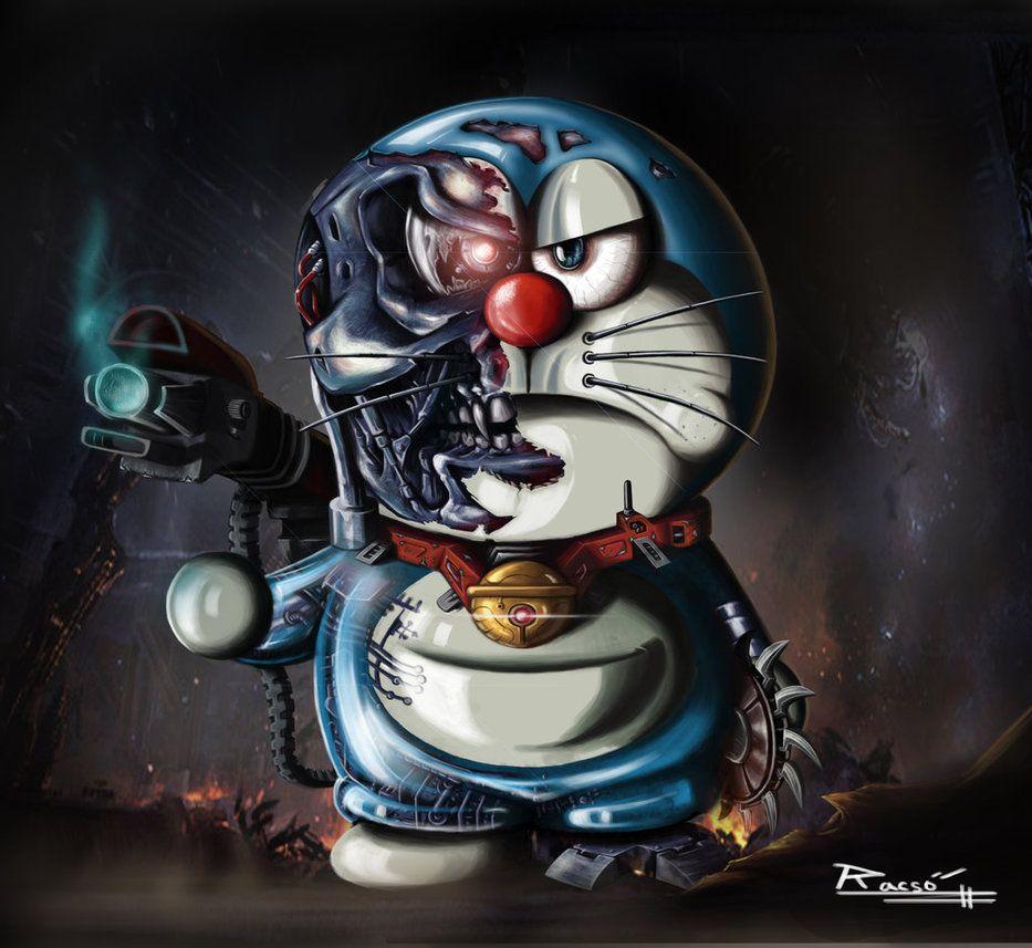 Gambar Doraemon Zombie - HD Wallpaper