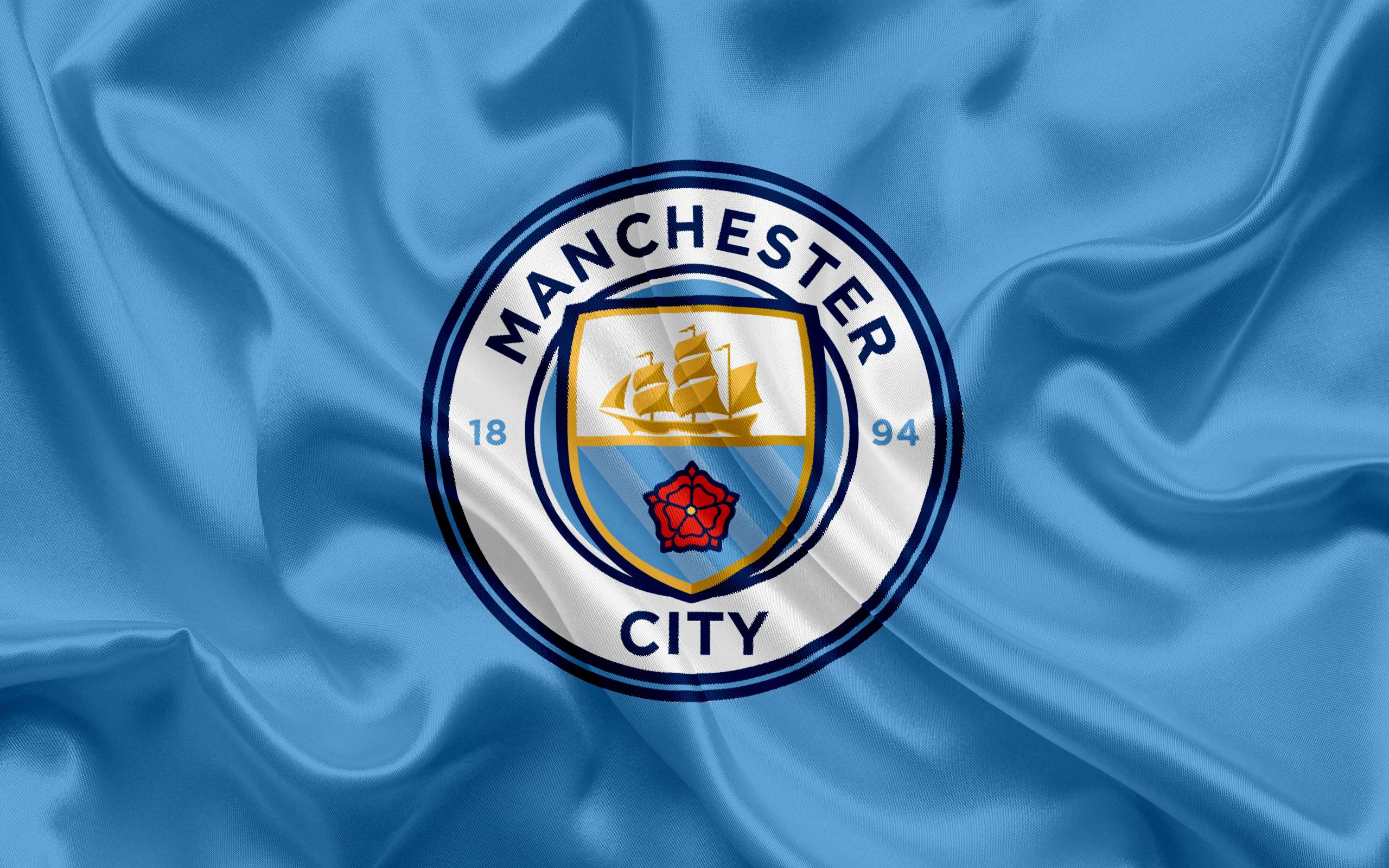 Man City Logo 2560x1600 Wallpaper Teahub Io