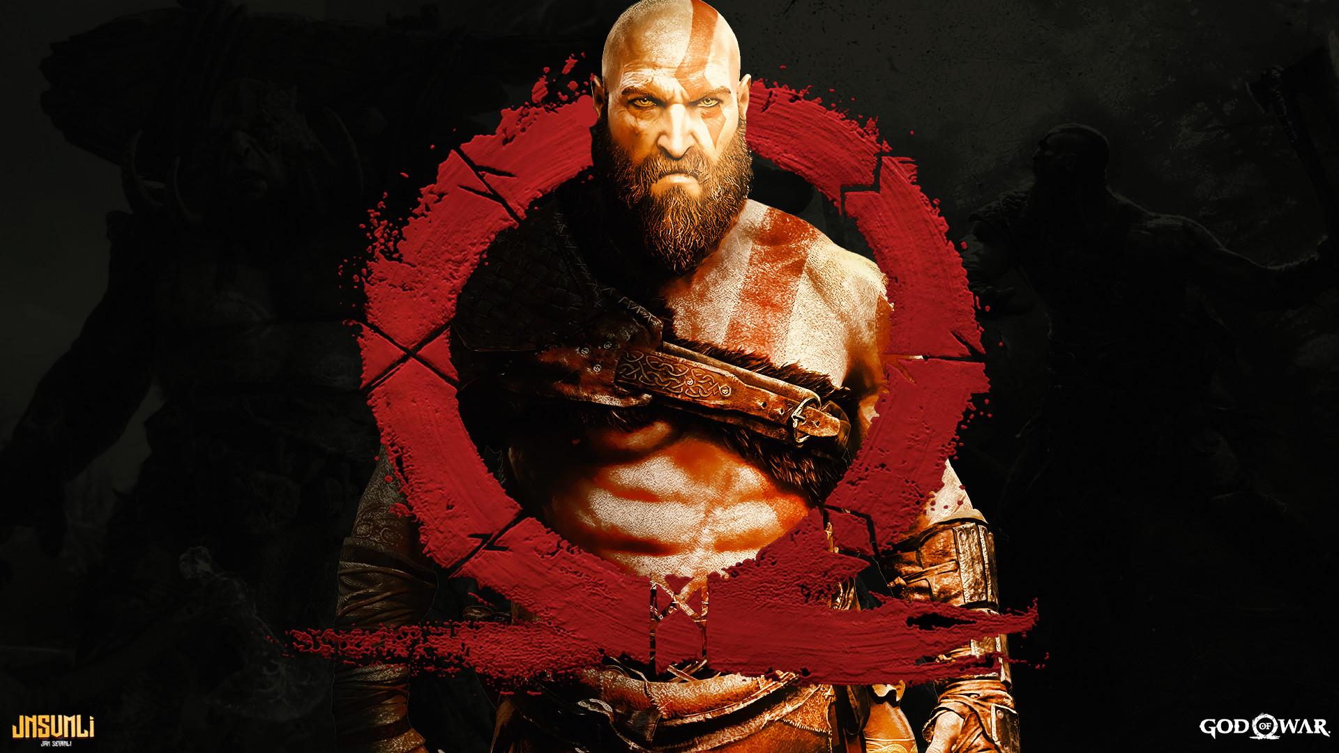 God Of War 4 Wallpaper - God Of War Hd Wallpapers 4k - HD Wallpaper