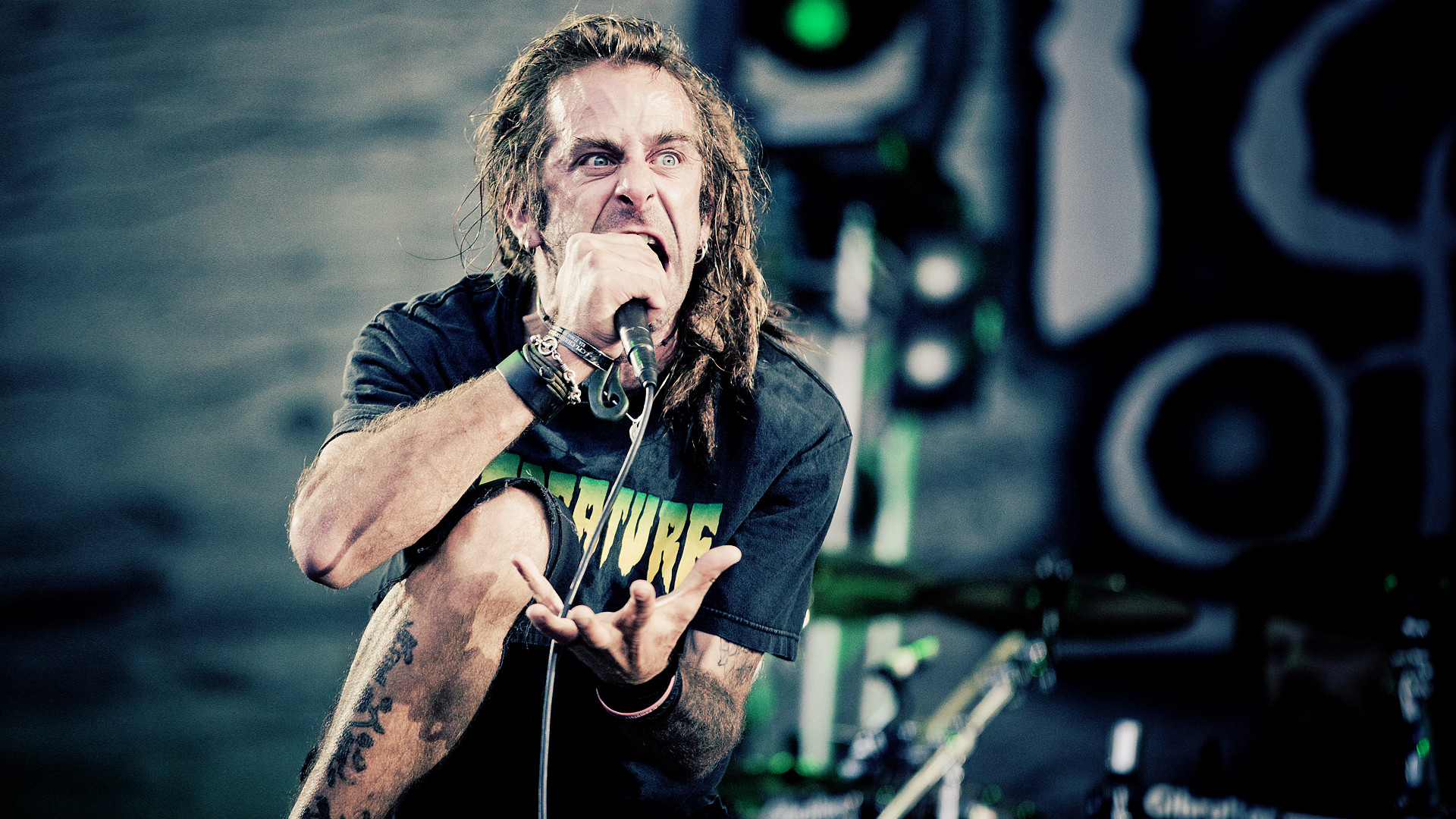 Lamb Of God S Randy Blythe Weighs In On Manchester - Lamb Of God Hd - HD Wallpaper