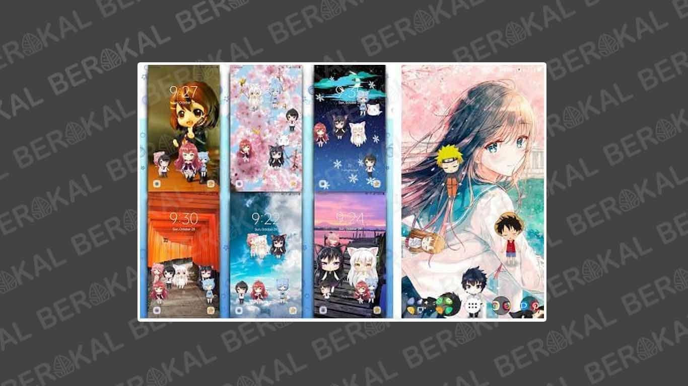 Wallpaper 3d Bergerak Free Download Anime gambar ke 16