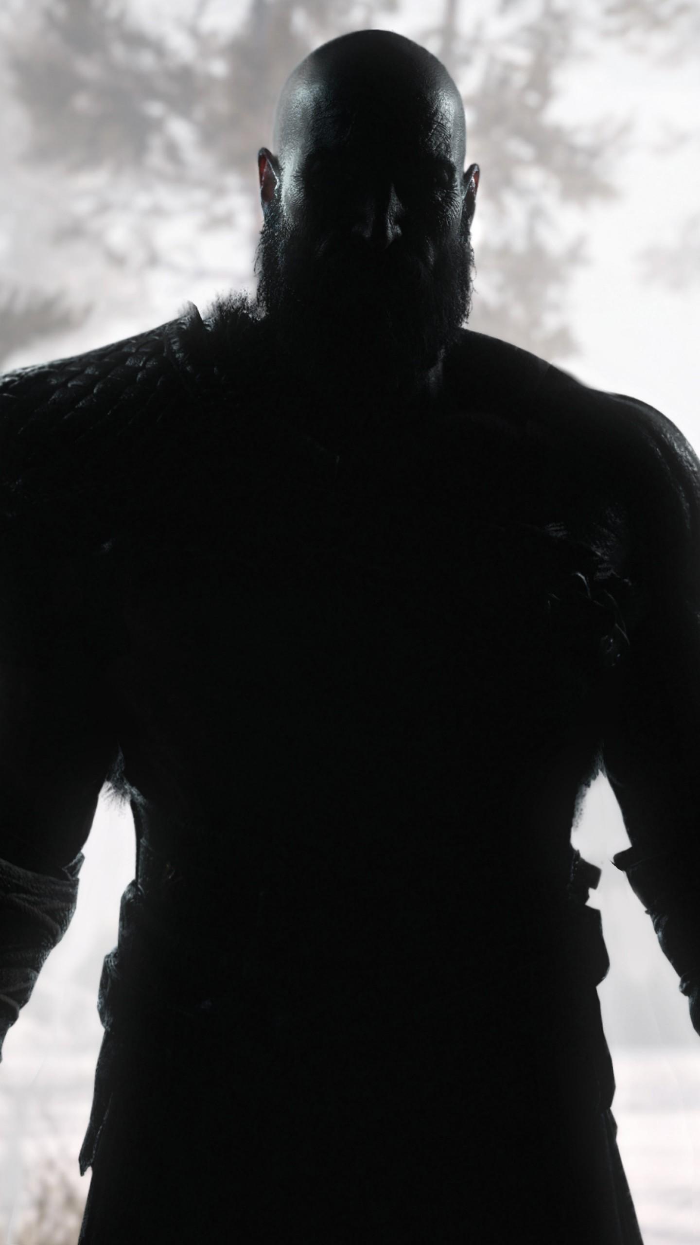 God Of War 2018 Wallpaper Mobile - HD Wallpaper