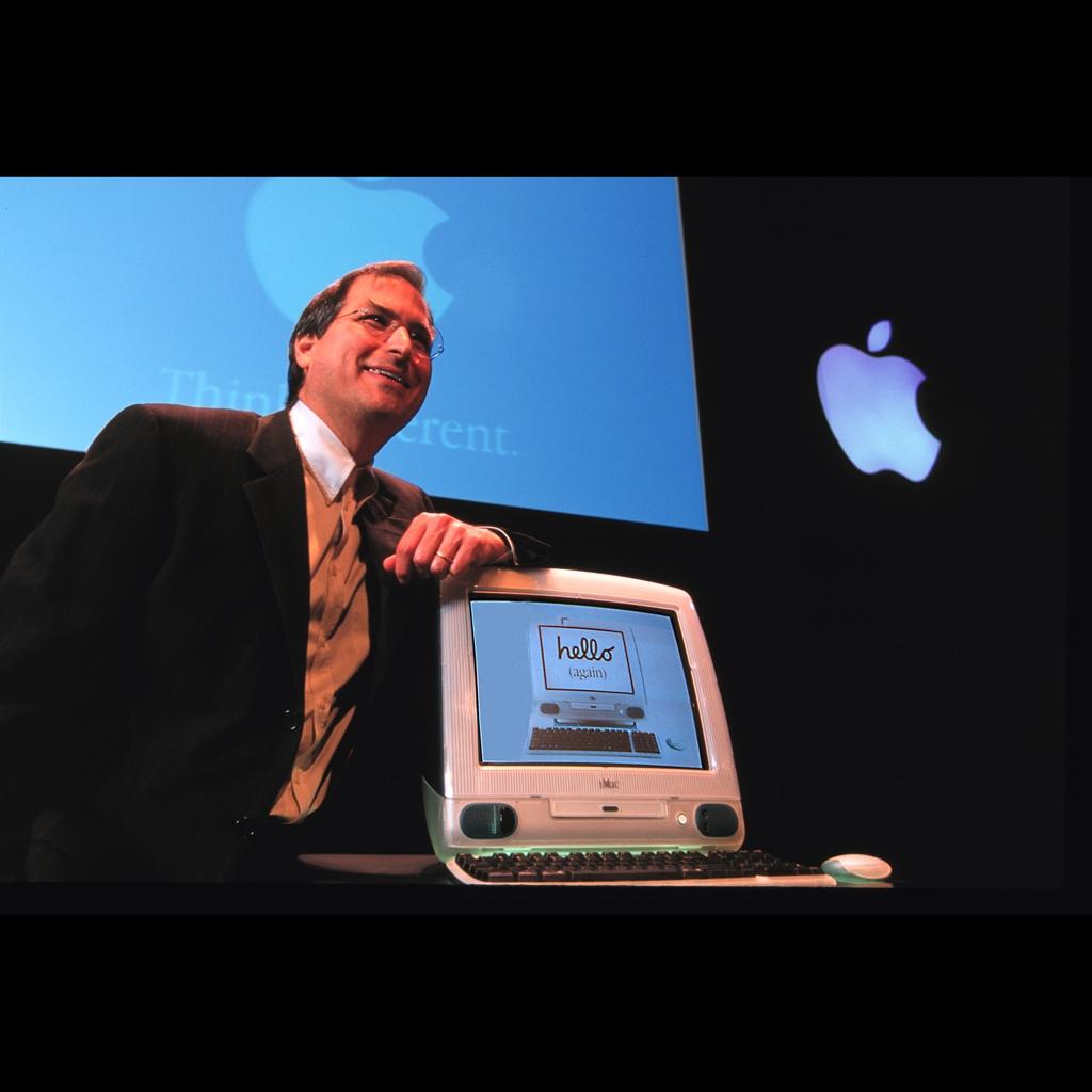 Steve Jobs One Last Thing 2011 - HD Wallpaper