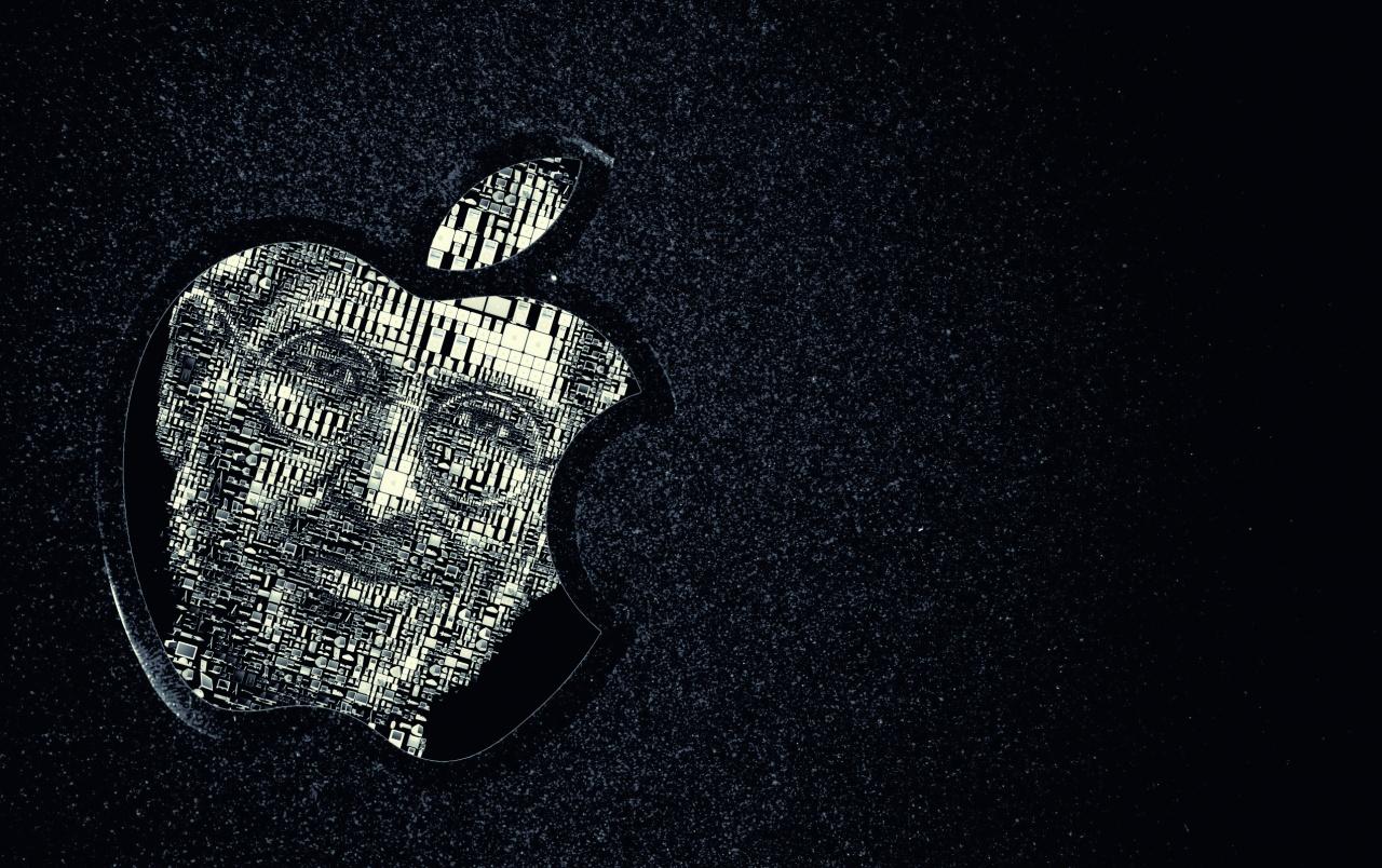 The Genius Of Steve Jobs Wallpapers - Steve Jobs - HD Wallpaper