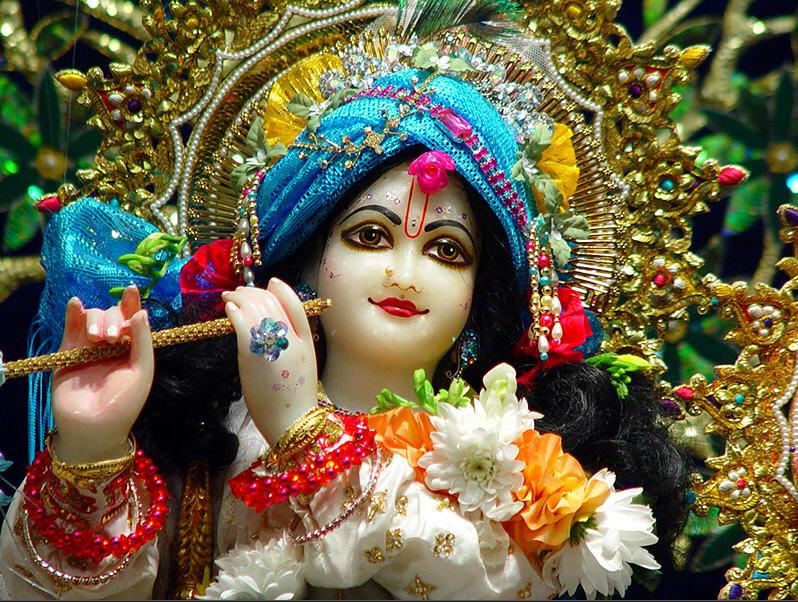 Lord Krishna - HD Wallpaper