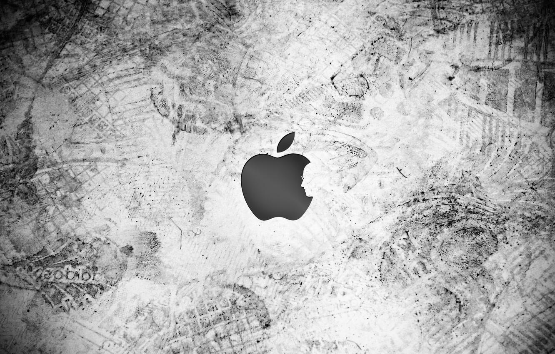 Photo Wallpaper Apple, Wall, Logo, Steve Jobs - Cool Backgrounds For Boys - HD Wallpaper