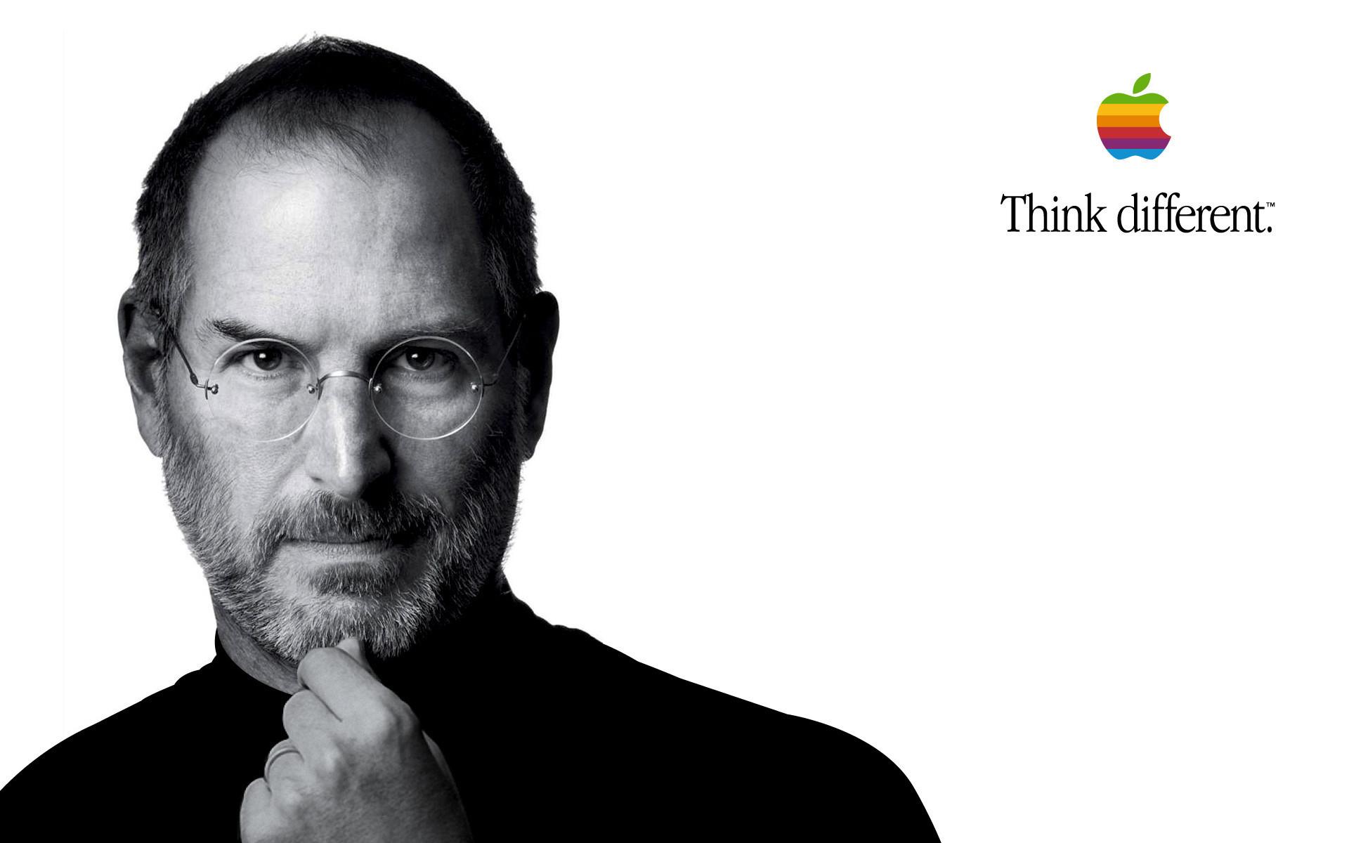 73 Steve Jobs Wallpapers On Wallpaperplay - Steve Jobs - HD Wallpaper
