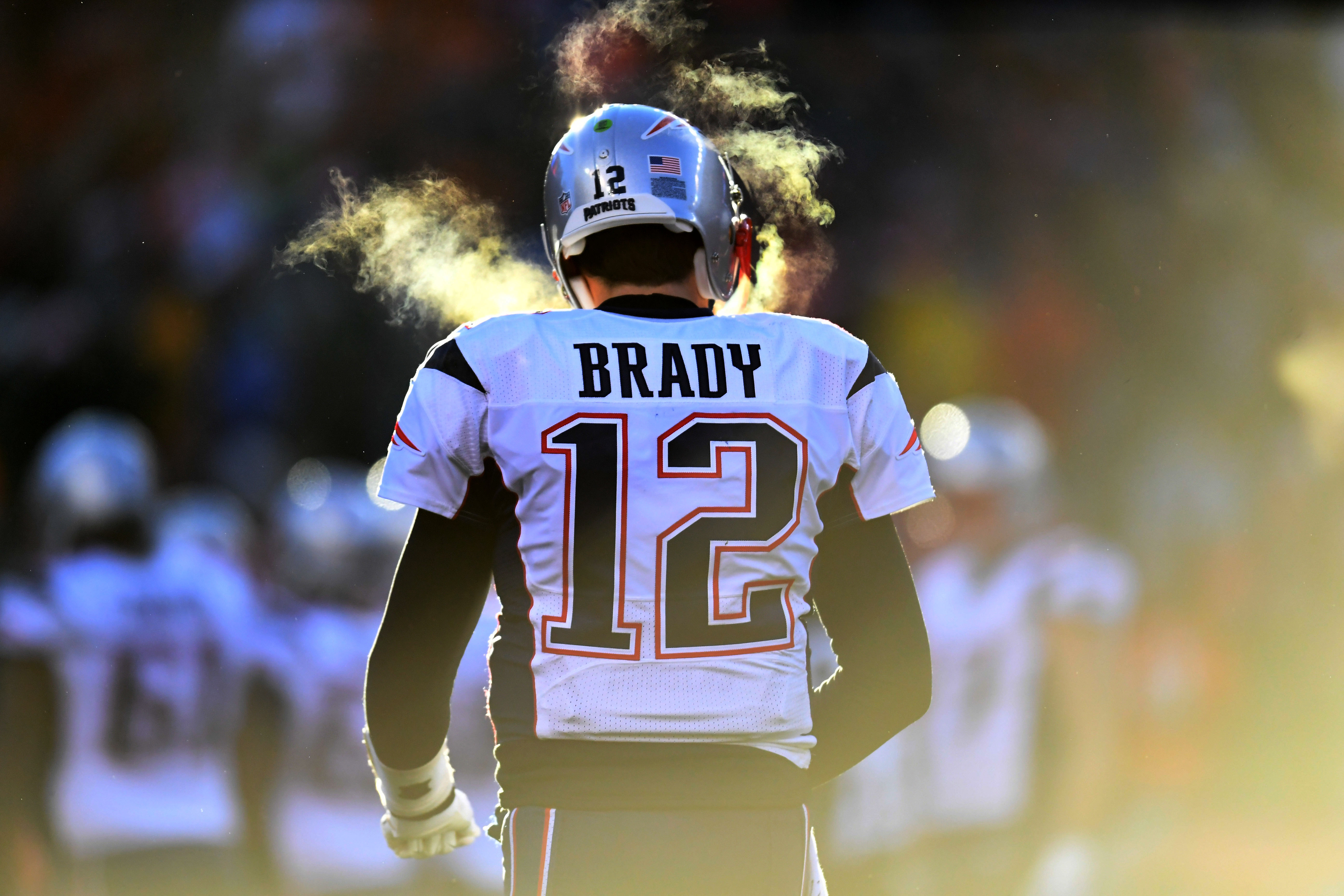 Tom Brady Back And Number 5568x3712 Wallpaper Teahub Io