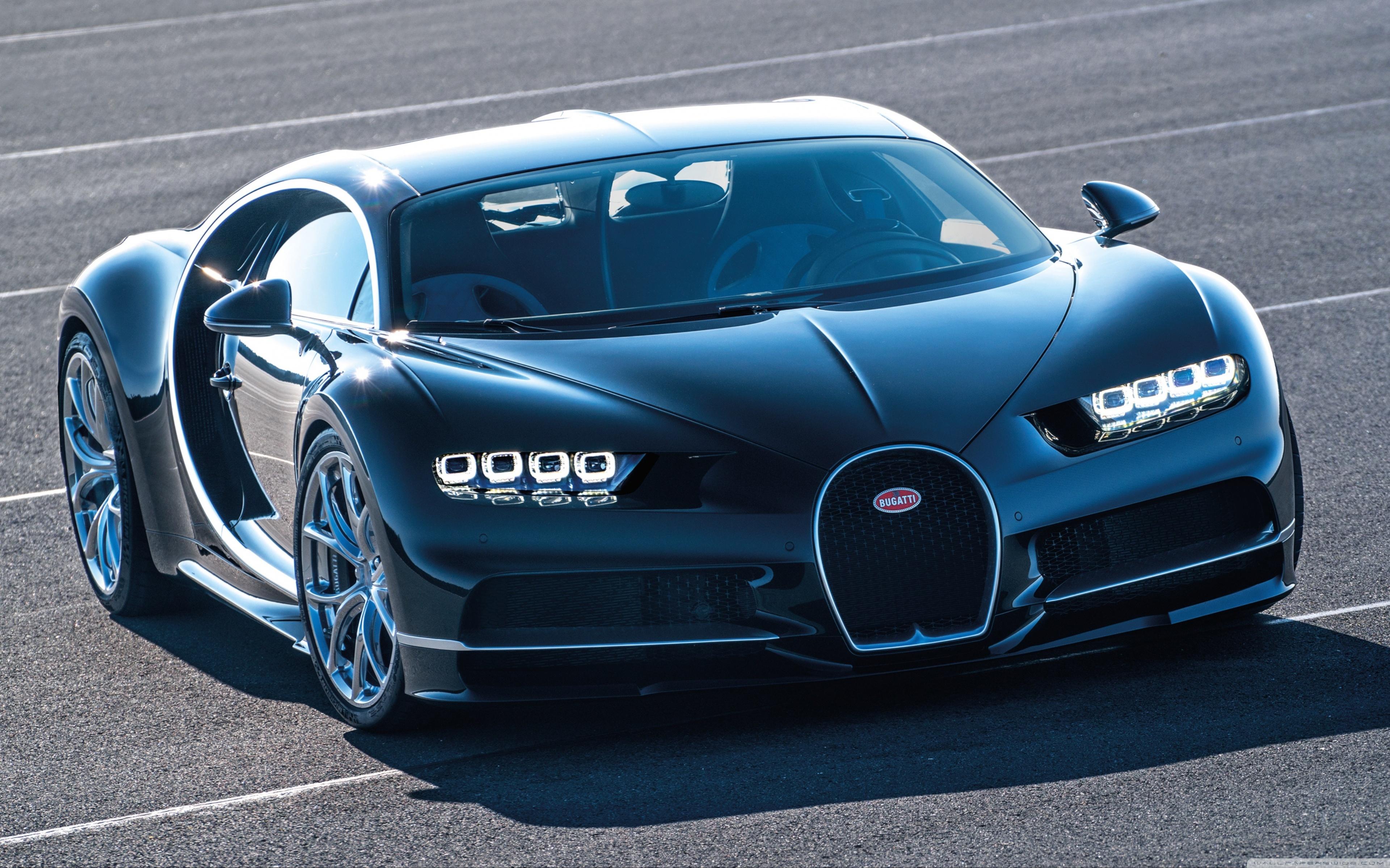 Bugatti Chiron 3840x2400 Wallpaper Teahub Io