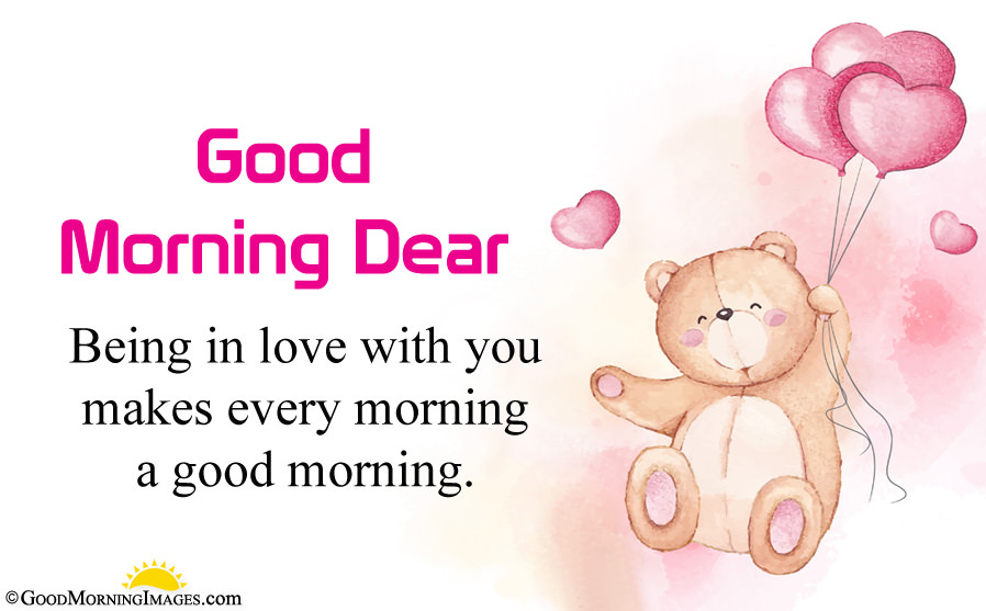 Best Good Morning Love Message Quote With Full Hd Romantic - Quotes - HD Wallpaper
