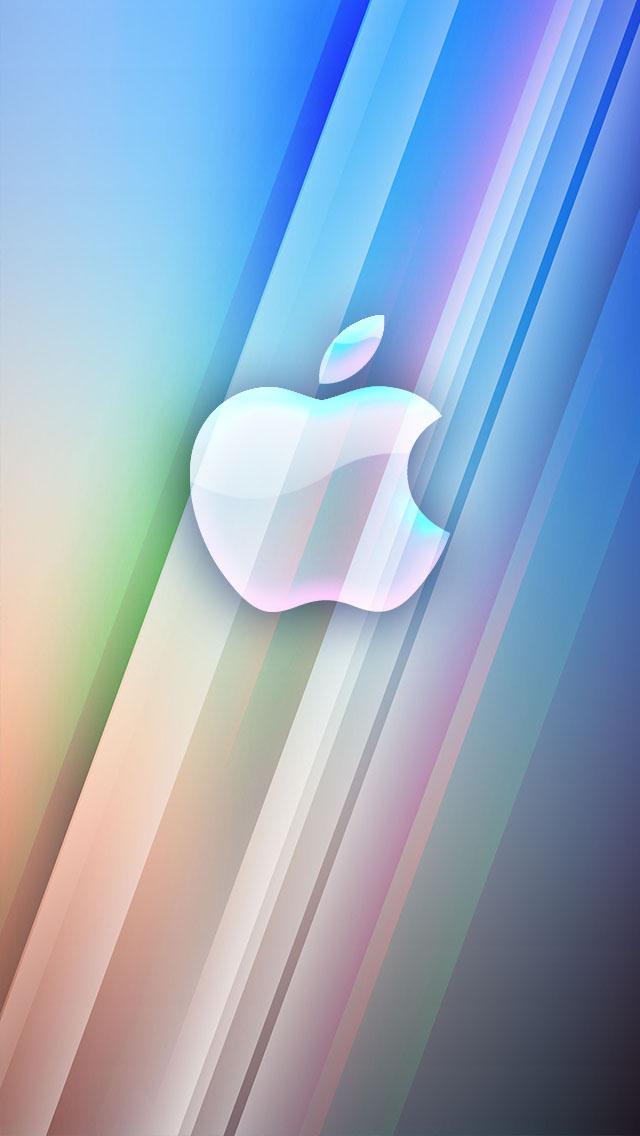 Fantasy Apple Iphone Wallpaper - Graphic Design - HD Wallpaper