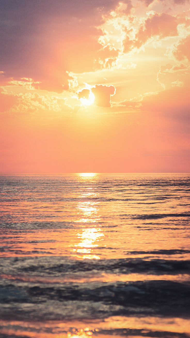 Summer Summer Ocean Wallpaper Iphone - HD Wallpaper
