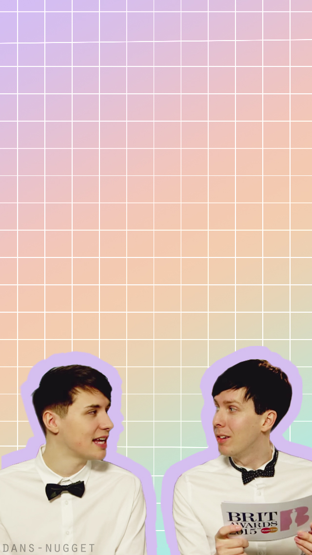 Wallpaper, Amazingphil, And Dan And Phil Image - Dan And Phil Tumblr Lockscreens - HD Wallpaper
